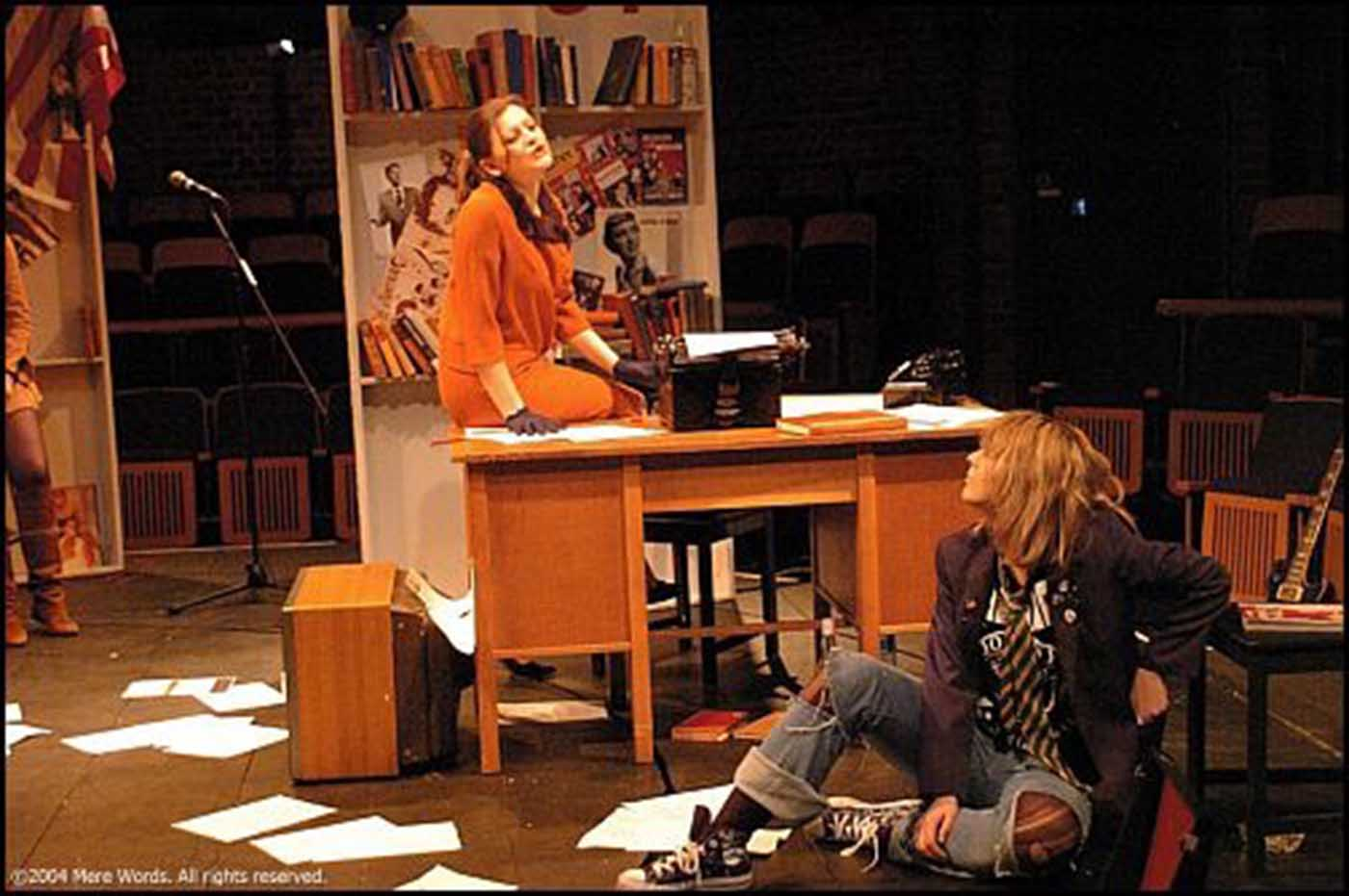 Figures - Steven Dykes - Playwright